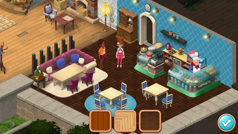 بازی Manor Cafe