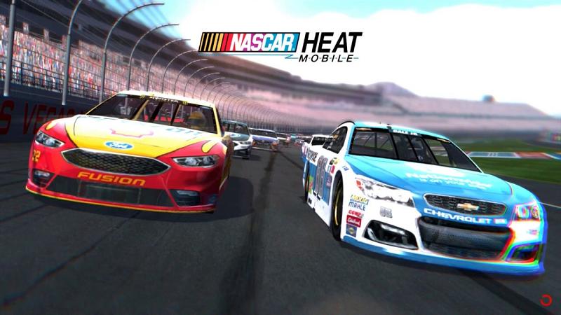 بازی NASCAR Heat Mobile