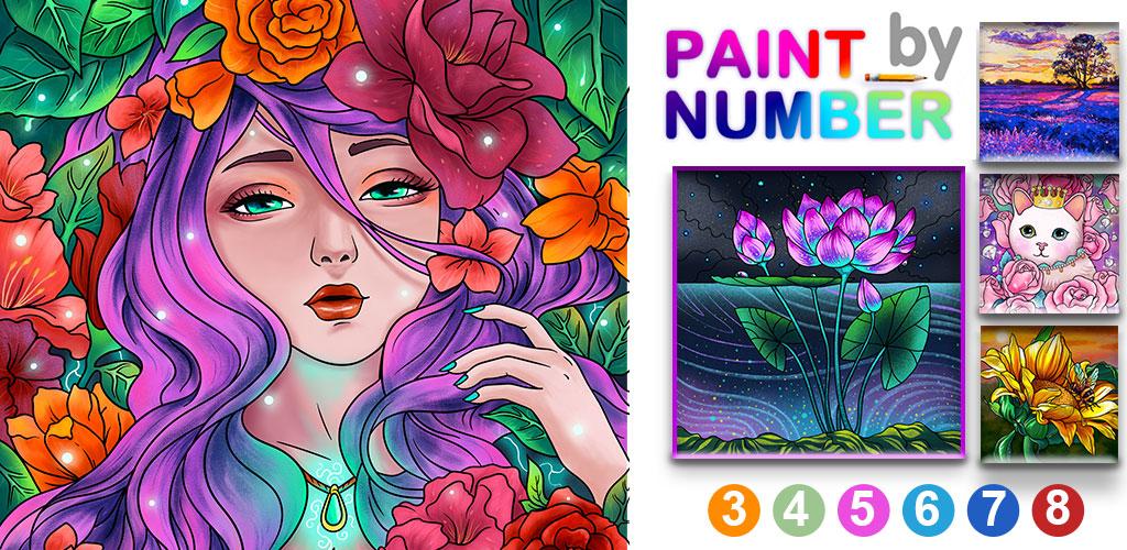 بازی Paint By Number
