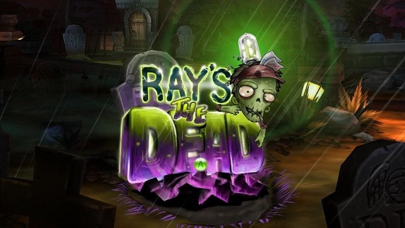 بازی RAYS THE DEAD