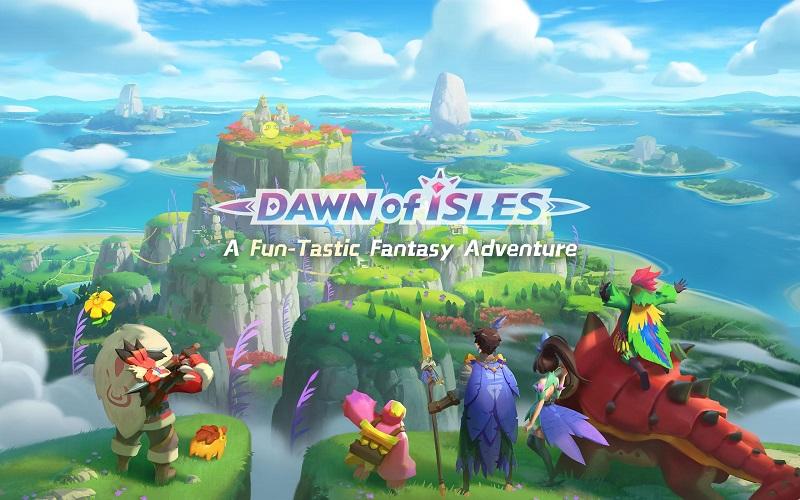 بازی Dawn of Isles
