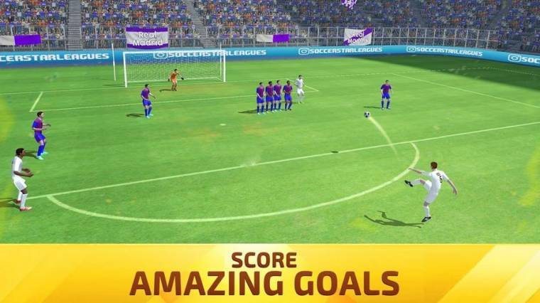 بازی Soccer Star 2021 Top Leagues