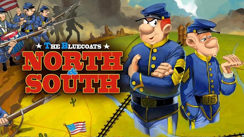 بازی The Bluecoats North & South Remastered