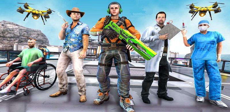 بازی Virus Mafia