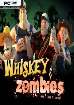 بازی Whiskey And Zombies The Great Southern Zombie Escape