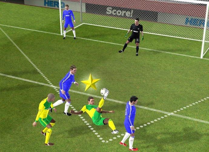 بازی Score! Hero