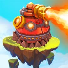 بازی 3D Wild TD: Tower Defense