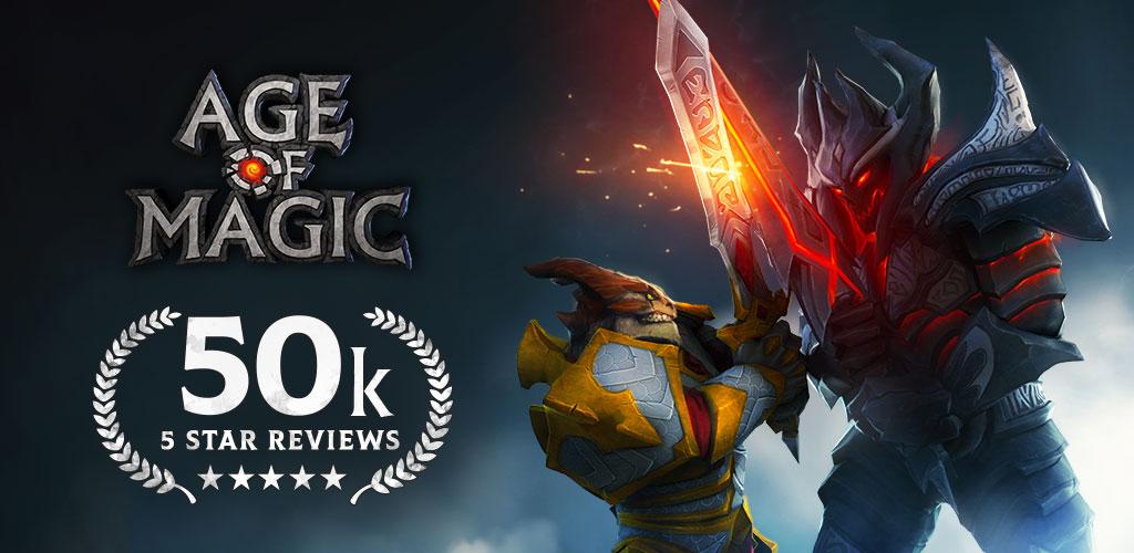 بازی Age of Magic
