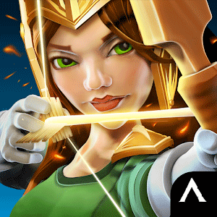 بازی Arcane Legends MMO-Action RPG