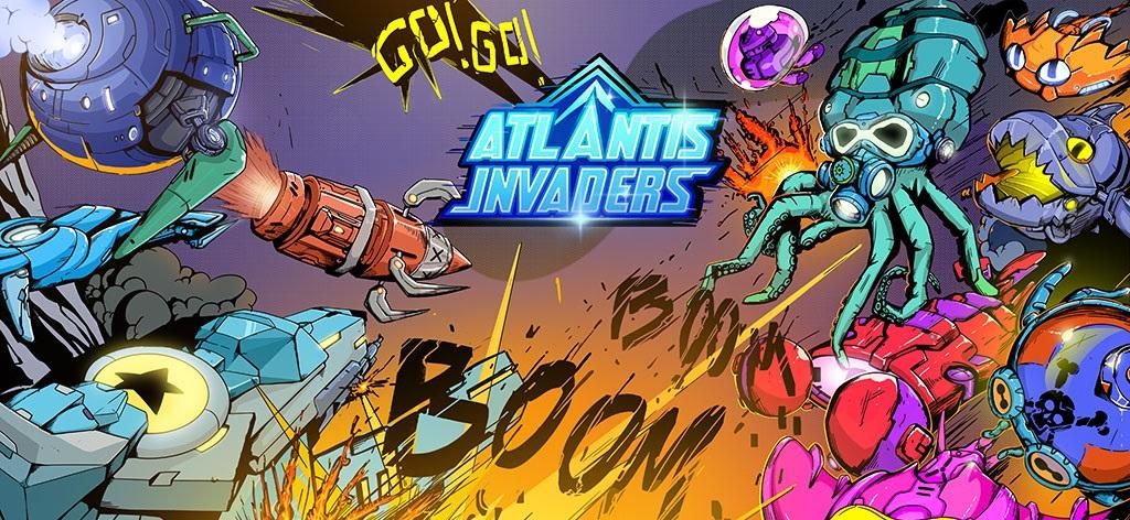 بازی Atlantis Invaders
