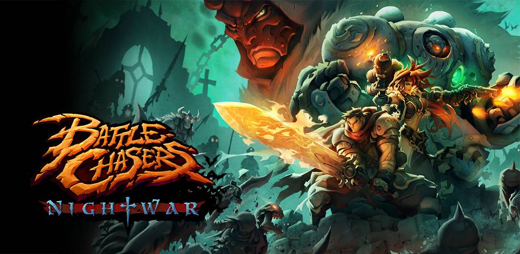 بازی Battle Chasers: Nightwar