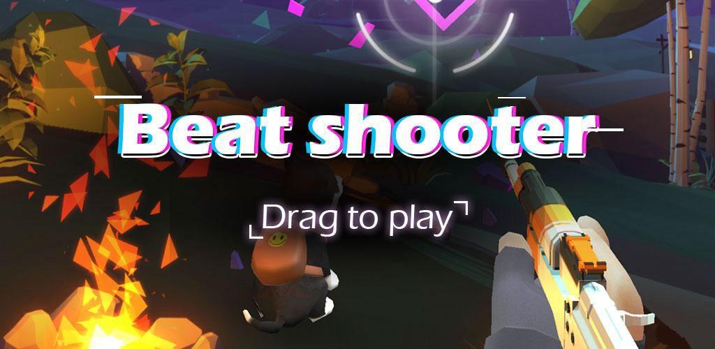 بازی Beat Shooter – Gunshots Rhythm Game