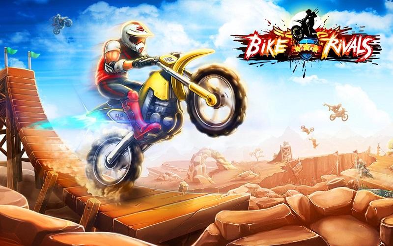 بازی Bike Rivals