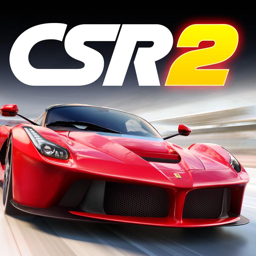 بازی 2 CSR Racing