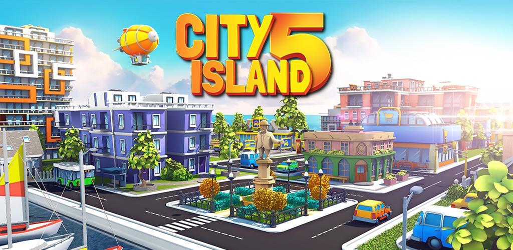 بازی 5 City Island