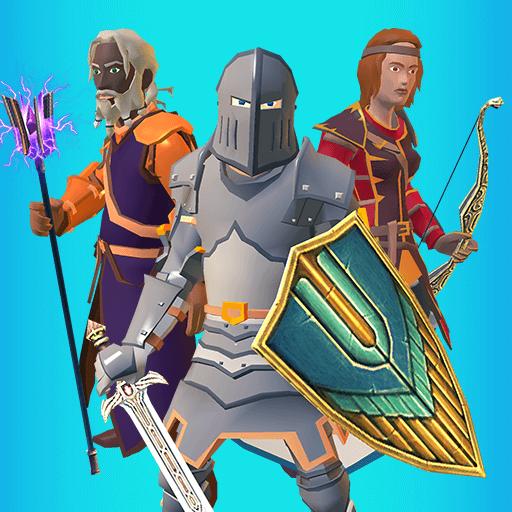 بازی Combat Magic: Spells and Swords