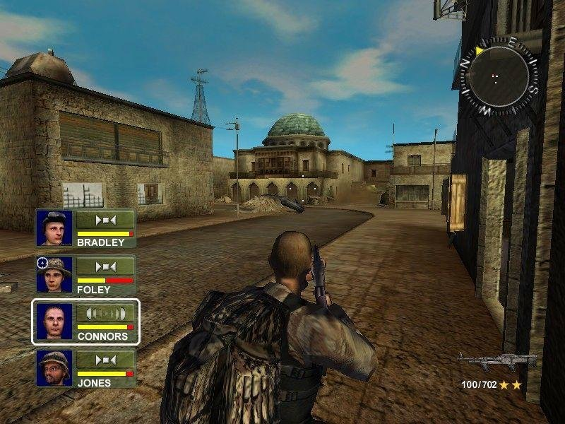 بازی Conflict Desert Storm 2