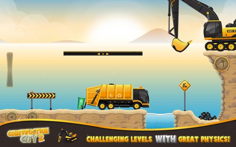 بازی 2 Construction City