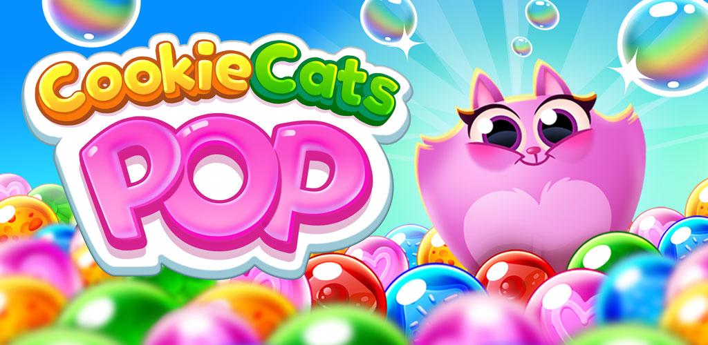 بازی Cookie Cats Pop