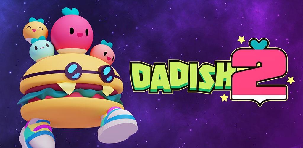 بازی 2 Dadish