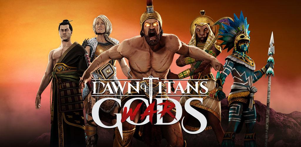 بازی Dawn Of Titans