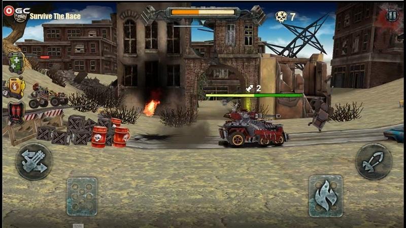 بازی Dead Paradise: The Road Warrior