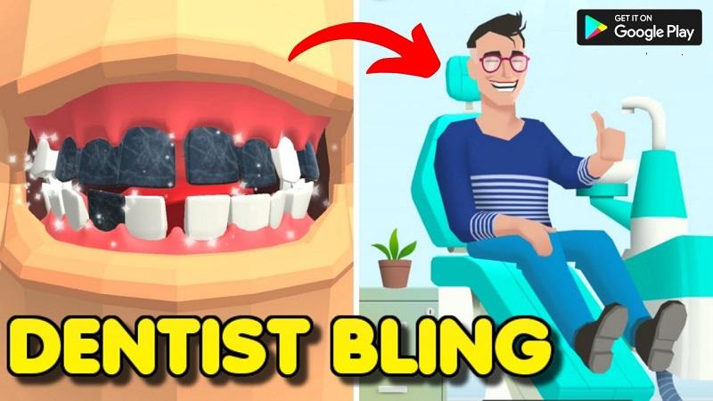 بازی Dentist Bling