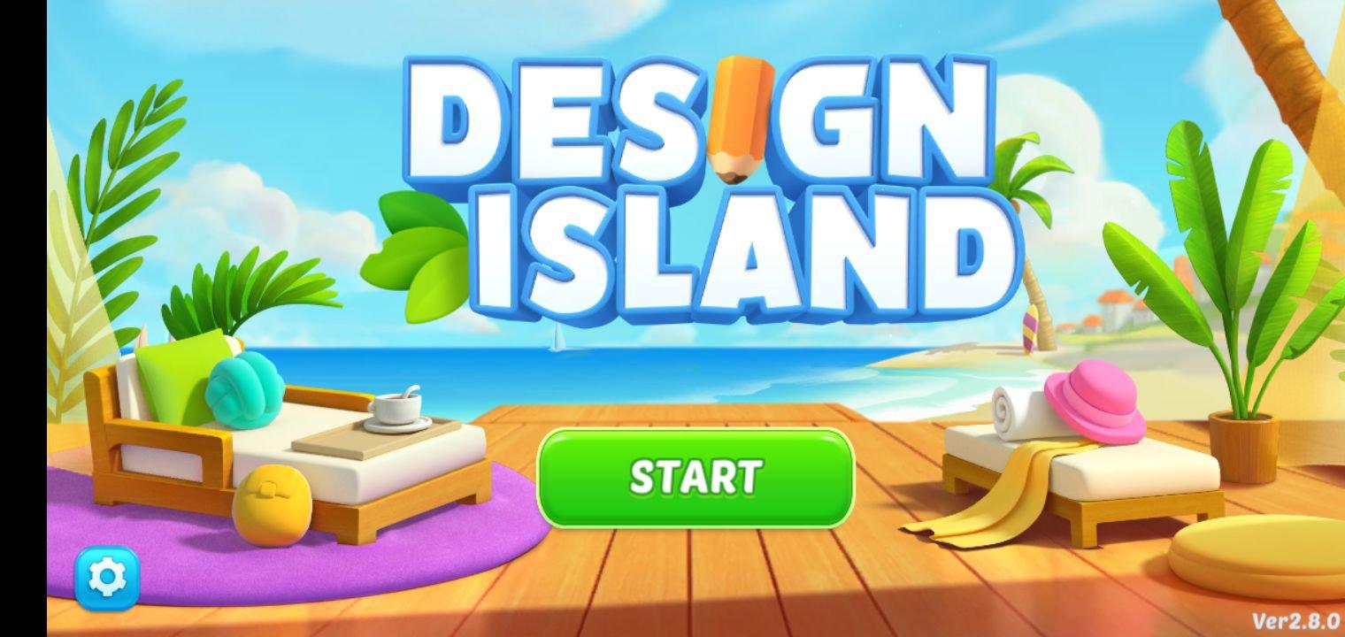 بازی Design Island