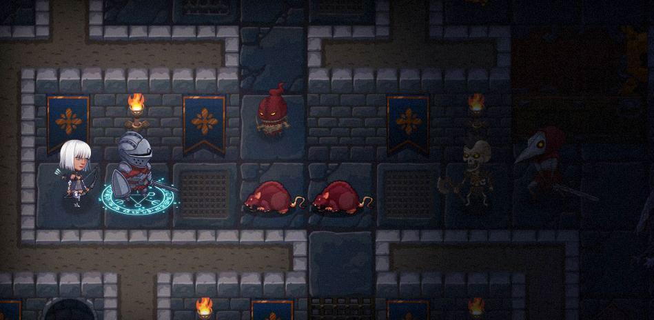 بازی Dungeon: Age of Heroes
