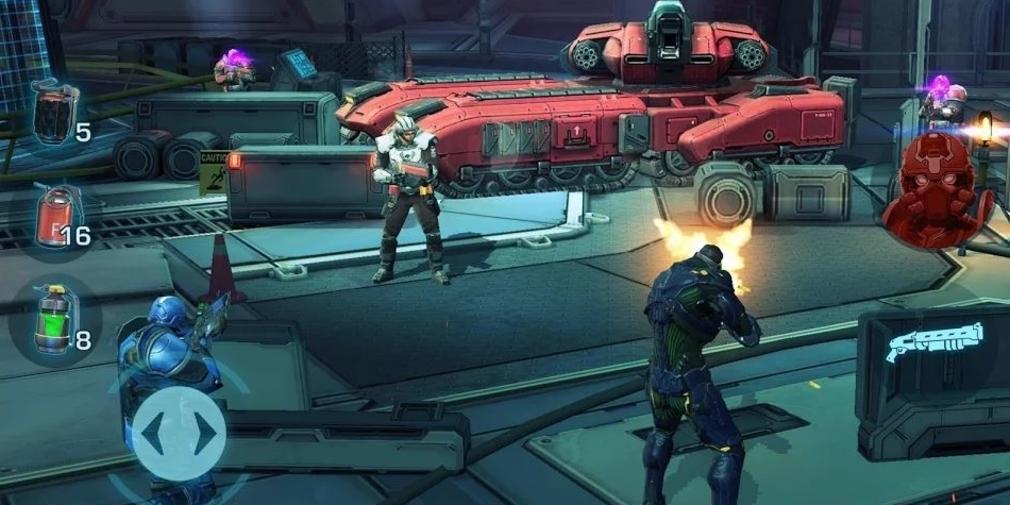 بازی Evolution 2: Battle for Utopia