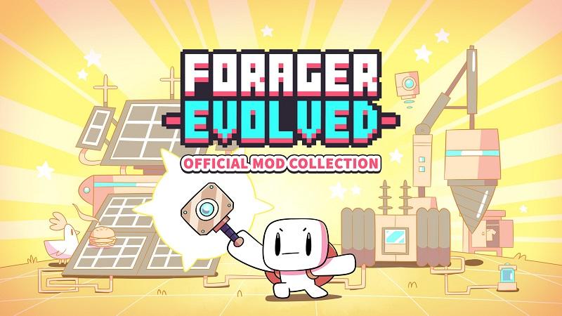 بازی Forager Evolved