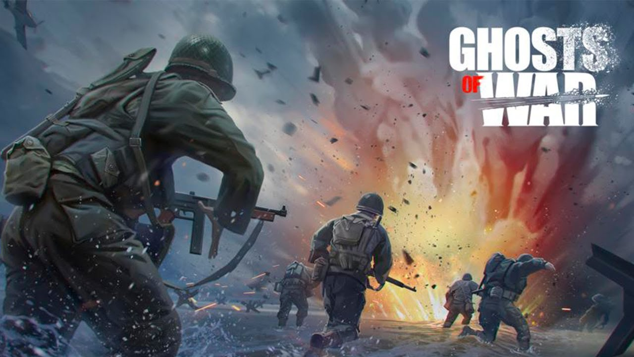 بازی Ghosts of War