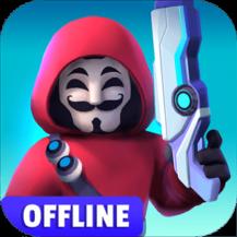 بازی Heroes Strike Offline