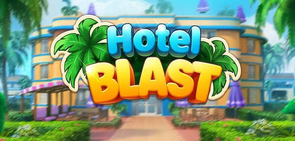 بازی Hotel Blast