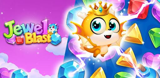 بازی Jewel Blast Dragon