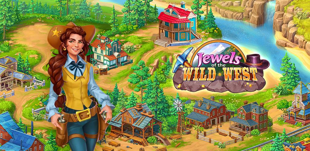 بازی Jewels of the Wild West