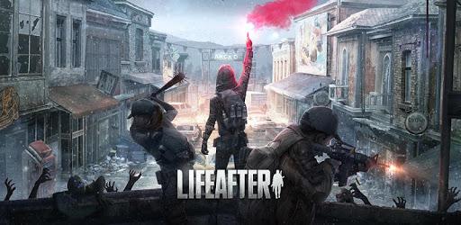 بازی LifeAfter: Night falls