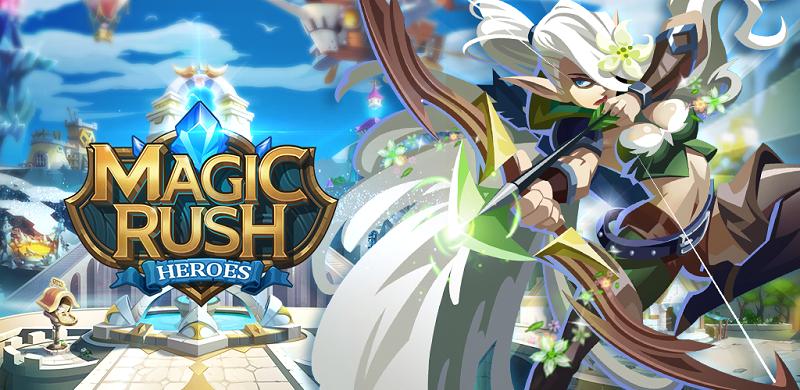 بازی Magic Rush: Heroes
