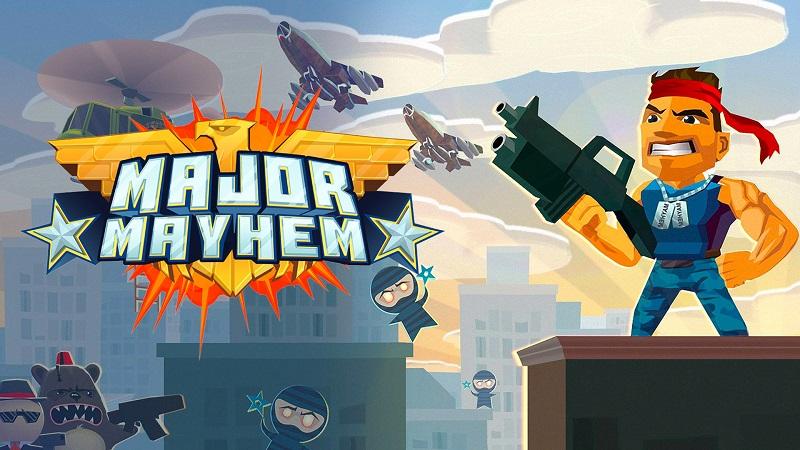 بازی Major Mayhem 2
