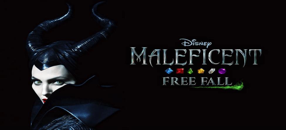 بازی Maleficent Free Fall
