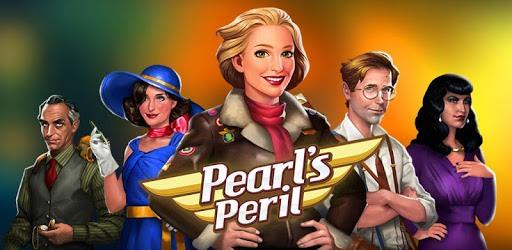 بازی Pearls Peril – Hidden Object Game