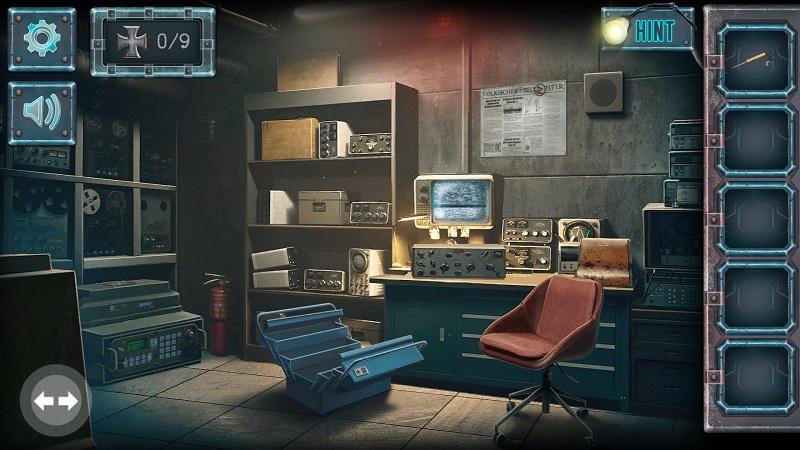 بازی Reichs Lair – Escape the Room
