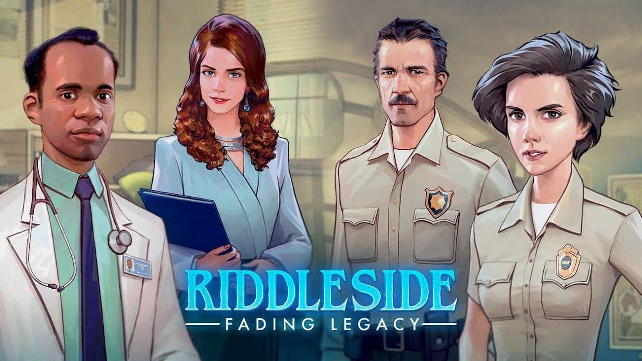 بازی Riddleside: Fading Legacy