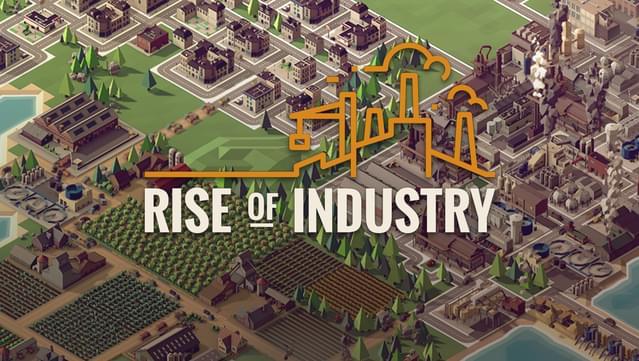 بازی Rise of Industry 2130