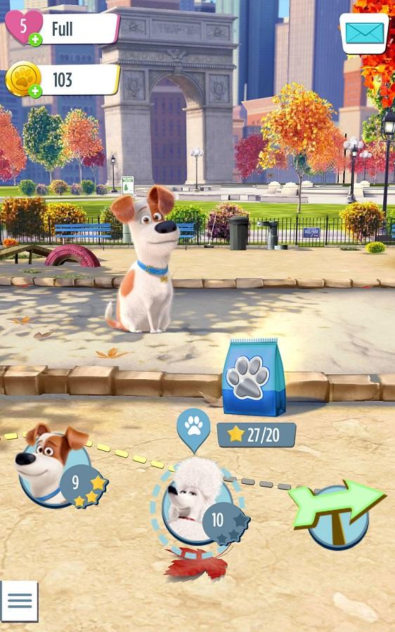 بازی Secret Life of Pets Unleashed