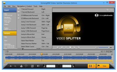 نرم افزار SolveigMM Video Splitter
