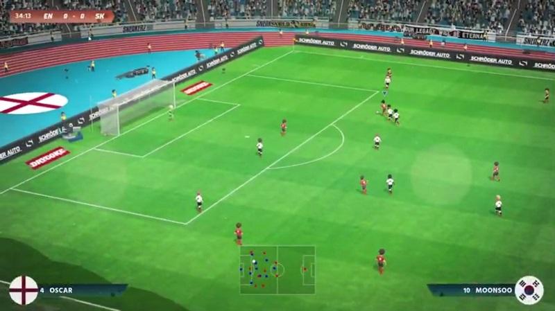 بازی Super Soccer Blast