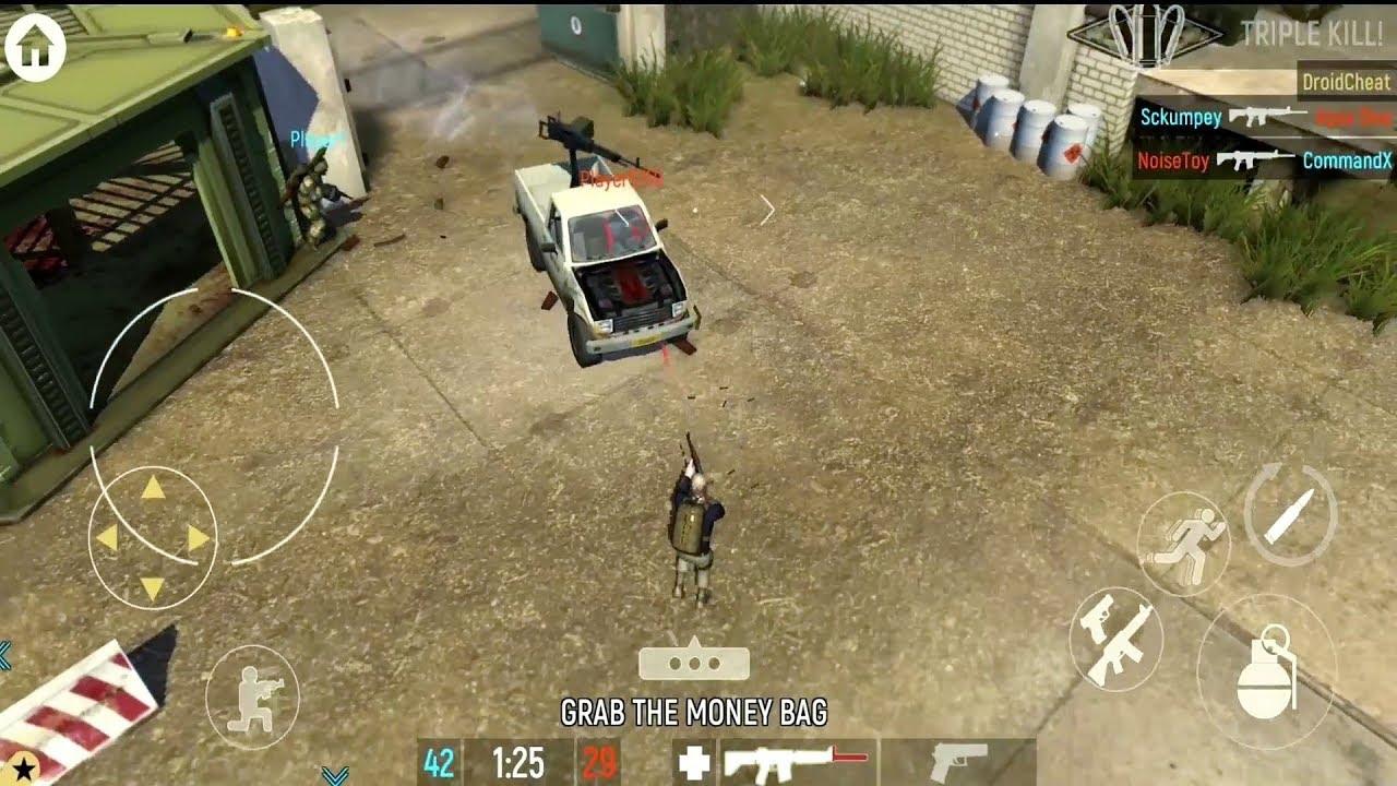 بازی Tacticool – 5v5 shooter