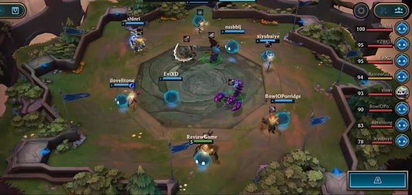 بازی Teamfight Tactics
