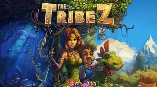 بازی The Tribez: Build a Village
